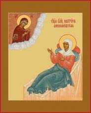 Икона Матрона Анемнясевская праведная