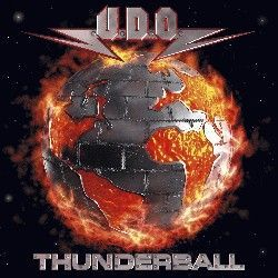 U.D.O. (Accept) - Thunderball 2004