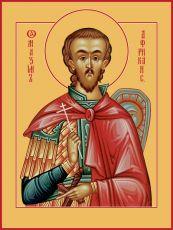 Икона Максим Африканский мученик