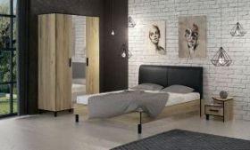 Спальня Лофт компоновка №1