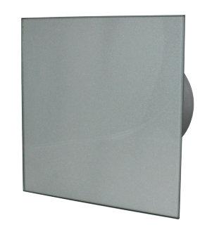 Вентилятор для ванн Mmotors MMP стекло светло серый