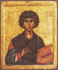 Икона Пантелеимон великомученик