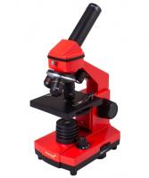 Микроскоп LEVENHUK RAINBOW 2L PLUS ORANGE