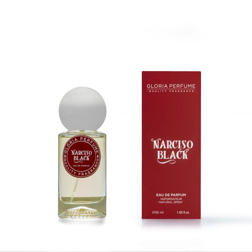 Gloria Perfume NARCISO BLACK (NARCISO RODRIGUEZ BLACK) 55 мл