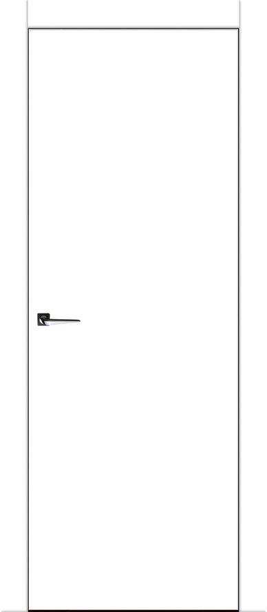 """Межкомнатная Дверь Производитель Геона GLOSS-M (кромка хром/черный/белый)"""" Акция!!!При заказе от 5 дверей ( магнитные замки в Подарок)"""