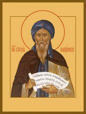Икона Косма Маюмский преподобный
