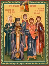Икона Святые целители