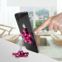 Гибкий держатель телефона на присосках Magic Suction Cup Phone Bracket_3