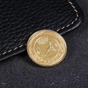 Монета «Киров», d= 2.2 см