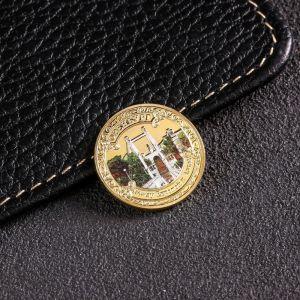 Монета «Оренбург», d= 2.2 см
