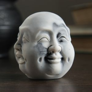 "Сувенир ""Многоликий Будда"" 6см   4011977"