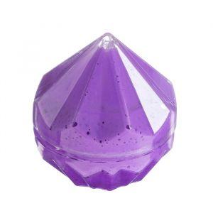 Лизун «Кристалл», надувашка, твёрдый, цвета МИКС