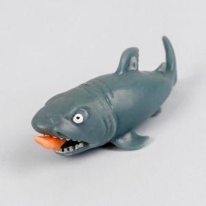Мялка «Акула с ногой в пасти»