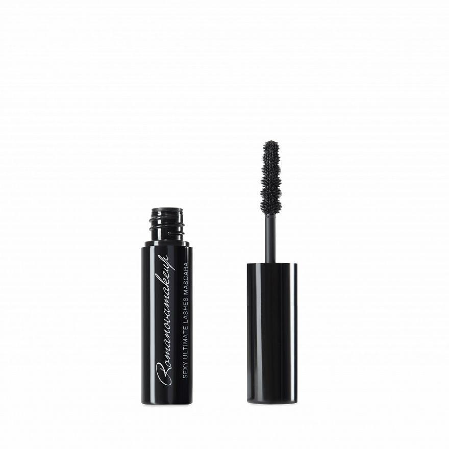 Универсальная тушь для ресниц Sexy Ultimate Lashes Mascara mini size BLACK  Romanovamakeup