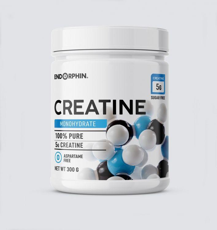 Endorphin Creatine Monohydrate 300 г Без вкуса