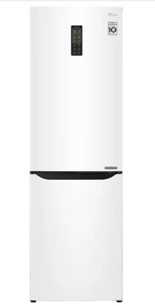 Холодильник LG GA-B379SQUL Белый