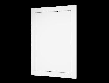 Люк-дверца ревизионная 318х318 с фланцем 296х296 АБС