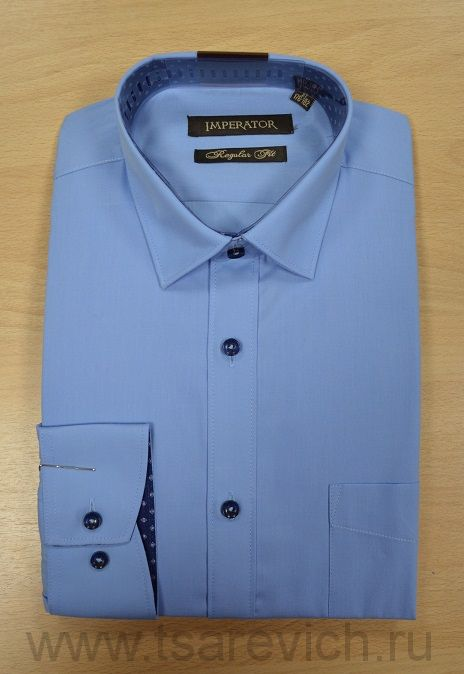 "Рубашки ПОДРОСТКОВЫЕ ""IMPERATOR"", оптом 12 шт., артикул: Alaska/K944-П"