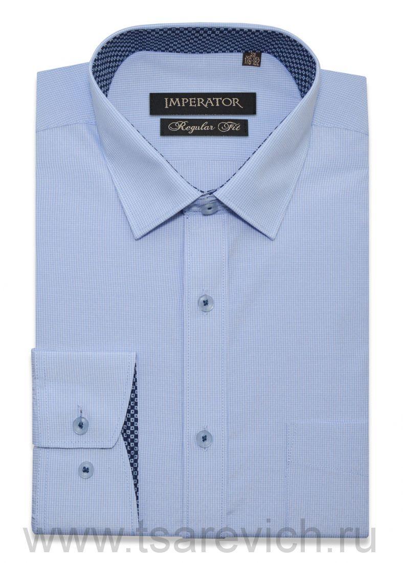 "Рубашки ПОДРОСТКОВЫЕ ""IMPERATOR"", оптом 12 шт., артикул: Kassel 6/K976-П"