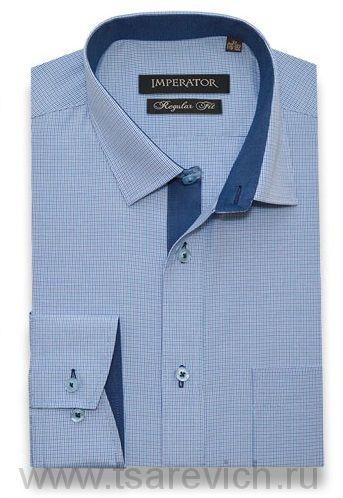 """Рубашки ПОДРОСТКОВЫЕ """"IMPERATOR"""", оптом 12 шт., артикул: Olymp/Parma-П"""