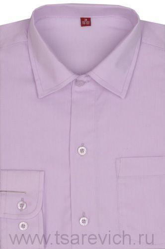 """Рубашки ПОДРОСТКОВЫЕ """"IMPERATOR"""", оптом 12 шт., артикул: Pink sl-П. Приталенная"""