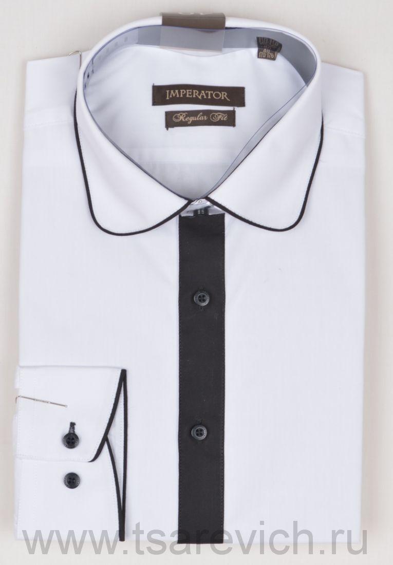 """Рубашки ПОДРОСТКОВЫЕ """"IMPERATOR"""", оптом 12 шт., артикул: Prince 6-П"""