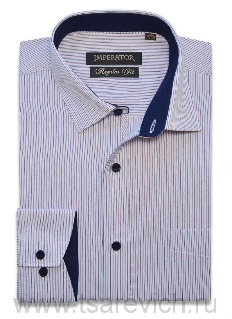 "Рубашки ПОДРОСТКОВЫЕ ""IMPERATOR"", оптом 12 шт., артикул: WB 19/002-П"