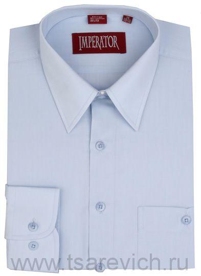 "Рубашки ПОДРОСТКОВЫЕ ""IMPERATOR"", оптом 12 шт., артикул: 1274-ПSL  приталенная"
