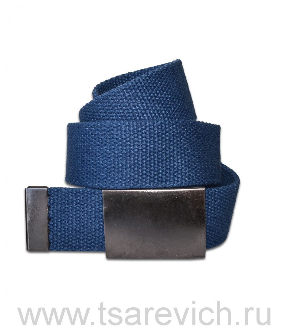 Ремень детский оптом от 1 шт. арт.ChS-Blue СИНИЙ