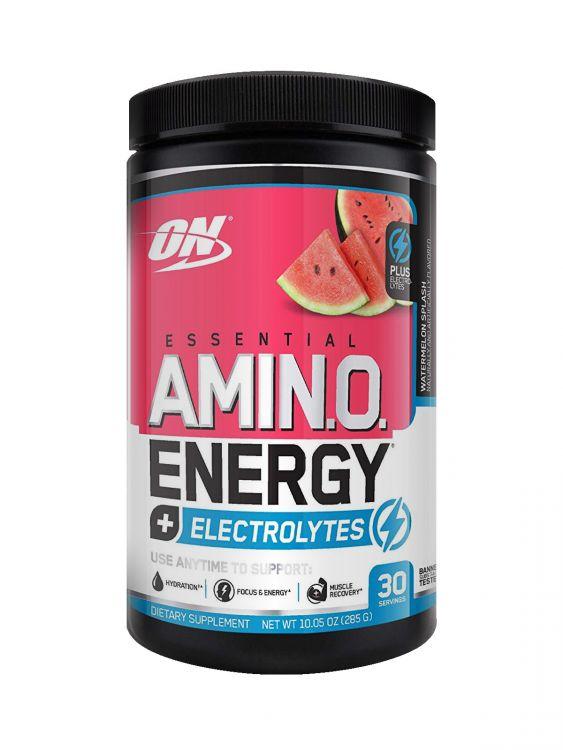 Optimum Nutrition Essential Amino Energy + Electrolytes 30 порций