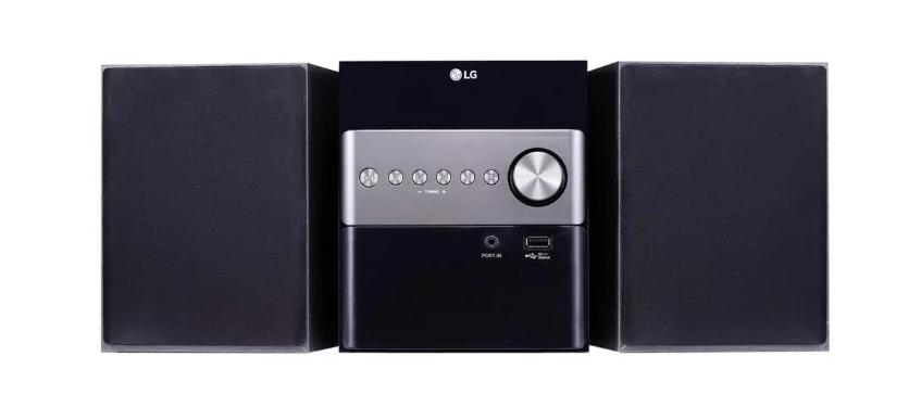 Музыкальный центр LG CM-1560