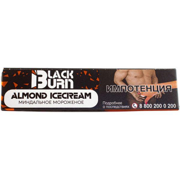 Burn BLACK Almond icecream 20гр