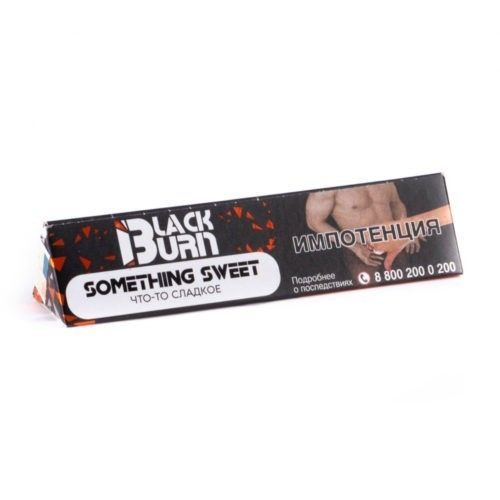 Burn BLACK Something sweet 20гр