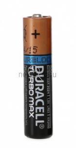Алкалиновая батарейка ААА/LR-03 DURACELL TURBO
