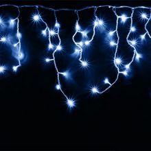 Гирлянда Бахрома, 320 LED, 6х0.7 м