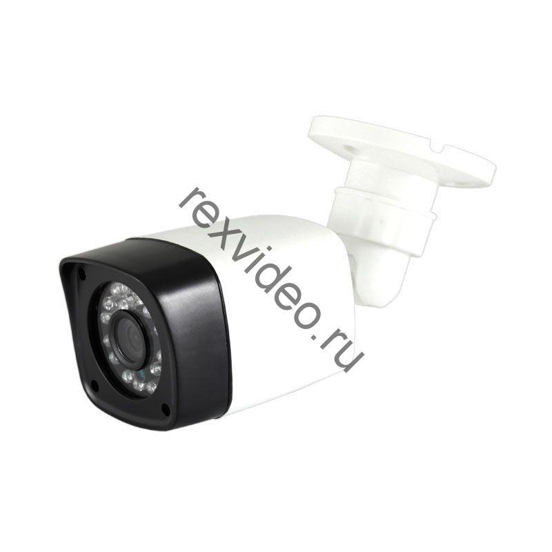 Уличная пластик AHD (FullHD-1080p  CMOS) видеокамера AHD-B2.0