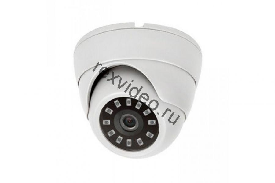 Антивандальная AHD (FullHD-1080p  CMOS) видеокамера AHD-DN2.1