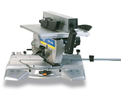 Пила маятниковая торцовочная TM43L