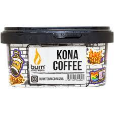 Burn Kona coffee 200гр