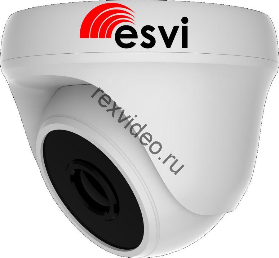 Антивандальная (Full HD-1080p  Silicon Optronics F37) 4 в 1 видеокамера EVL-DB-H22F