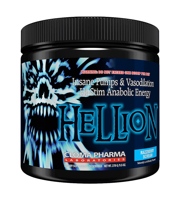 Hellion от Cloma Pharma (270 гр) 30 порций