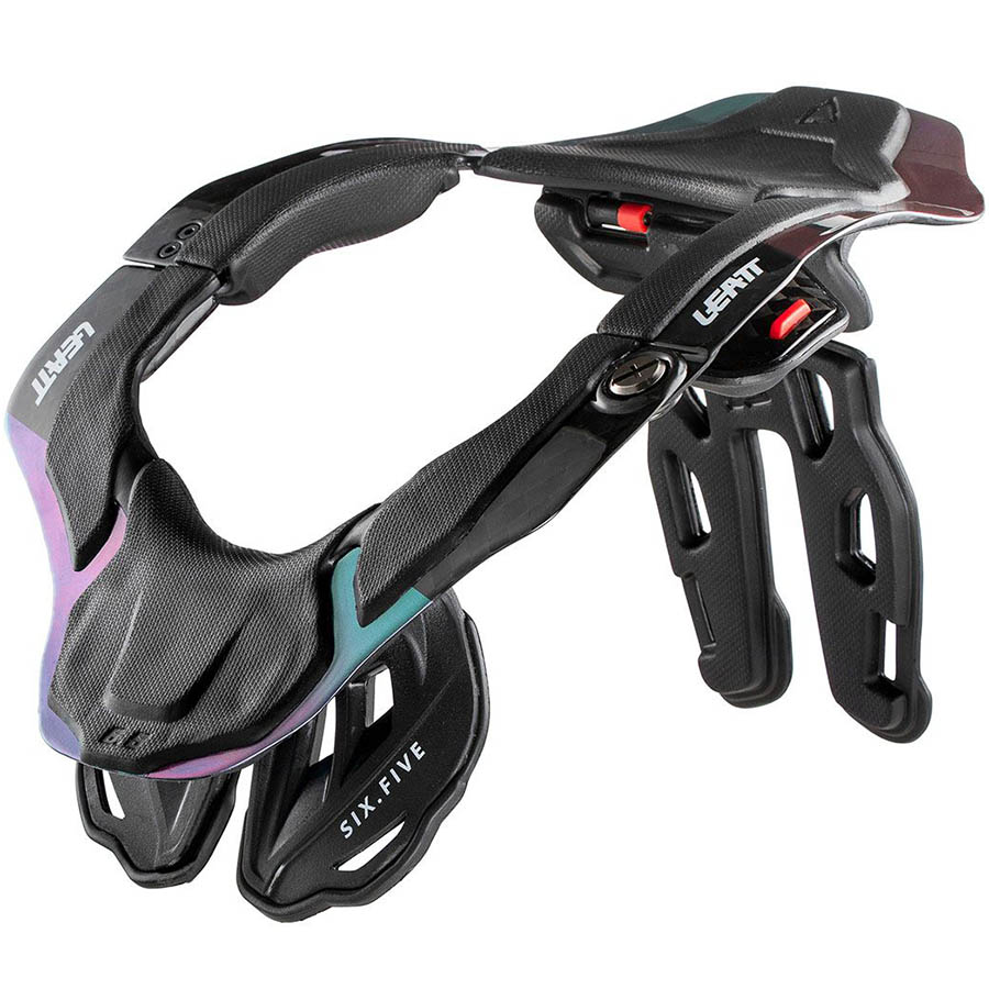 Leatt Neck Brace GPX 6.5 Carbon/Hologram защита шеи