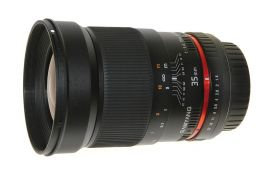 Объектив Samyang 35mm f/1.4 ED AS UMC Sony E