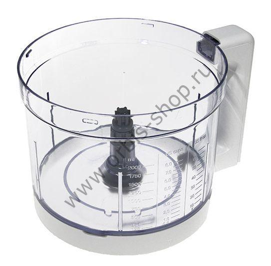 Чаша для кухонного комбайна Braun 3208, 3209, белая