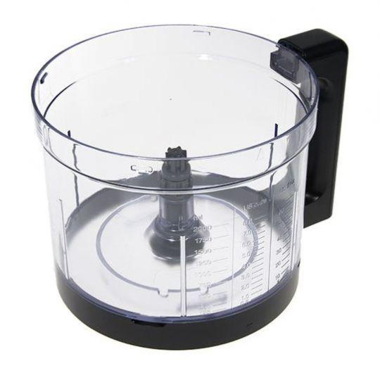Чаша для кухонного комбайна Braun 3208, 3209, черная