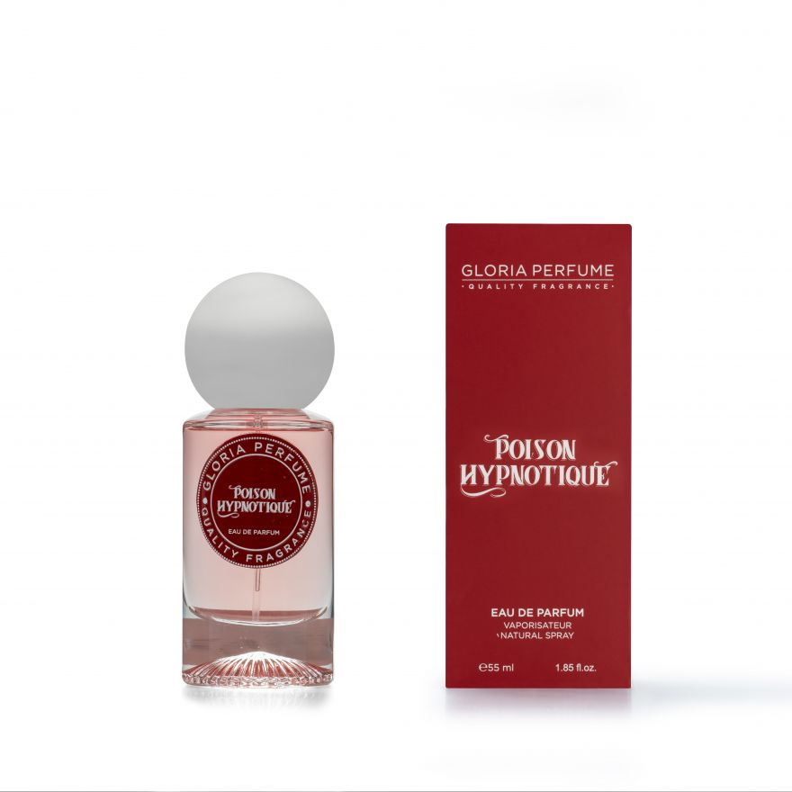 Gloria Perfume POISON HYPNOTIQUE  (CD DIOR HYPNOTIC POISON) 55 мл
