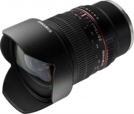 Объектив Samyang 10mm f/2.8 ED AS NCS CS Sony E