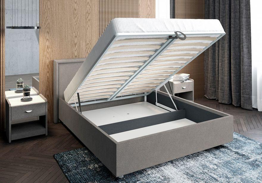 Кровать Bergamo с подъемным механизмом | Сонум
