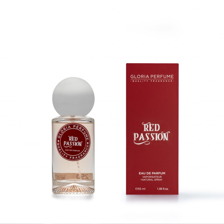 Gloria Perfume RED PASSION WOMEN  (ARMAND BASI IN RED) 55 мл