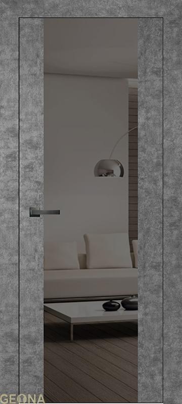 Двери GEONA LIGHT коллекция LUMIO-M2   (толщина полотна 44мм)